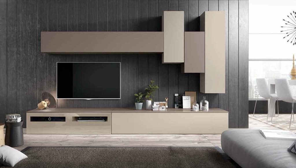 Muebles de salon modernos stunning muebles de saln for Muebles baratisimos