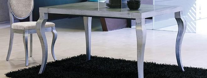 mesa salón